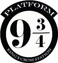 Platform 9 3/4 Version 1 Harry Potter Decor - Wall Decal Vinyl Sticker W20 12