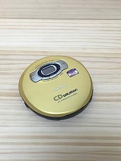 SONY CDウォークマン D-E660 イエロー