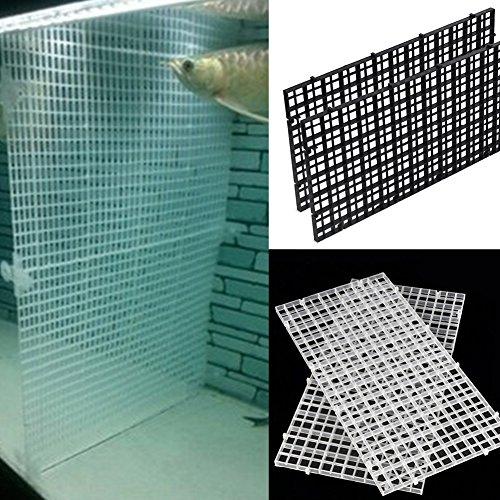 SYN Acquario isolare Board, griglia Vassoio divisorio Uova Cassa Filtro Fondo Isolato, Fish Tank divisori