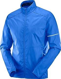 SALOMON Men's Agile Wind Running Jacket, Men's