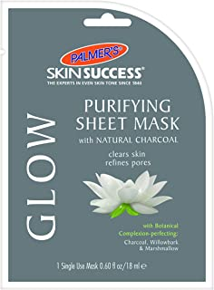 Palmer's Skin Success GLOW Purifying Sheet Mask