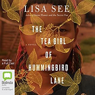 The Tea Girl of Hummingbird Lane cover art