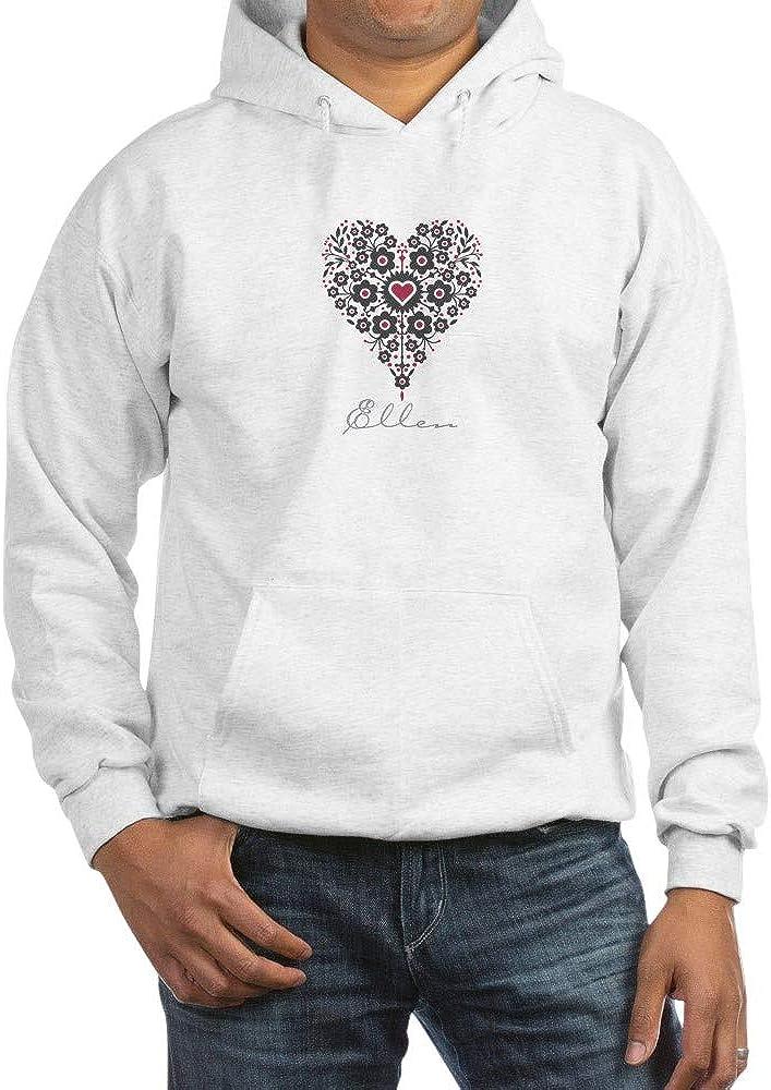 CafePress Love Ellen Sweatshirt Hoodie 2021 spring Max 42% OFF and summer new