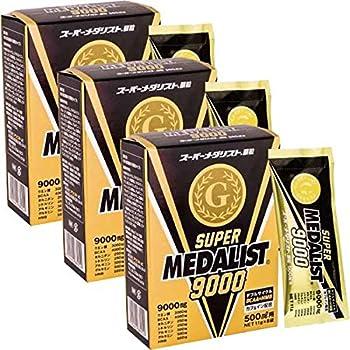 MEDALIST スーパーメダリスト9000 顆粒 500mL用 11g×8袋入 3個セット