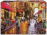 Educa Borrás - Puzzle Cafe Street, 8000 Piezas (16788.0)
