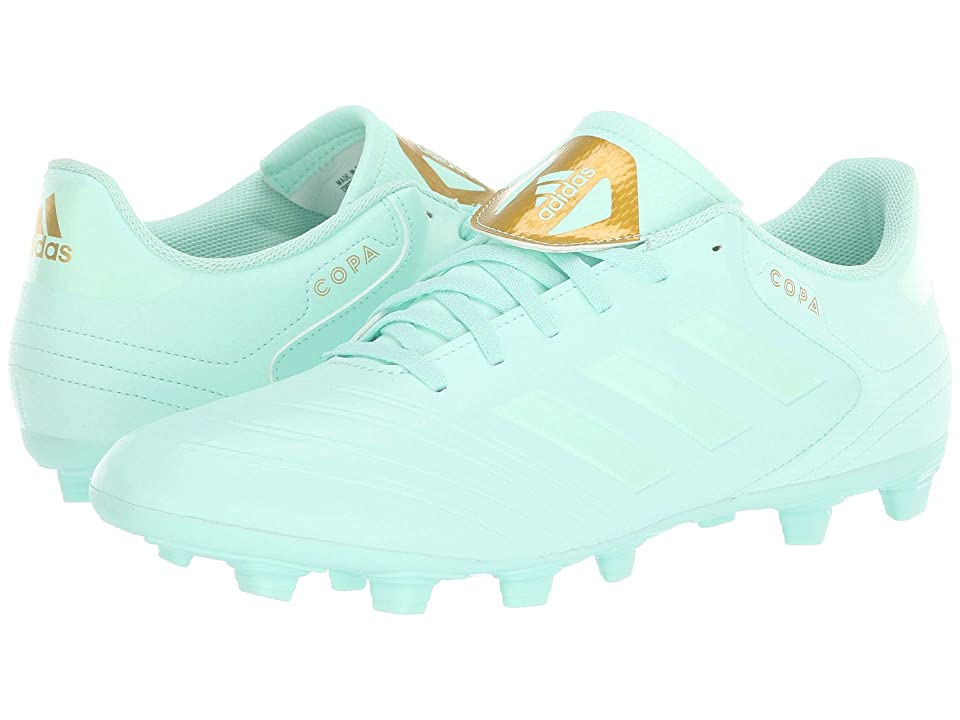 adidas Copa 18.4 FxG (Clear Mint/Clear Mint/Gold Metallic) Men