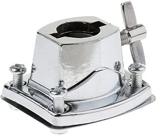 10x Drum Clamp Trommel Set Bass Drum Lugs Claws Ersatzteile Silber