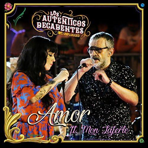 Los Auténticos Decadentes feat. Mon Laferte