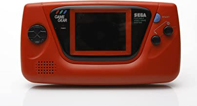 Retro Sega Game Gear - Red