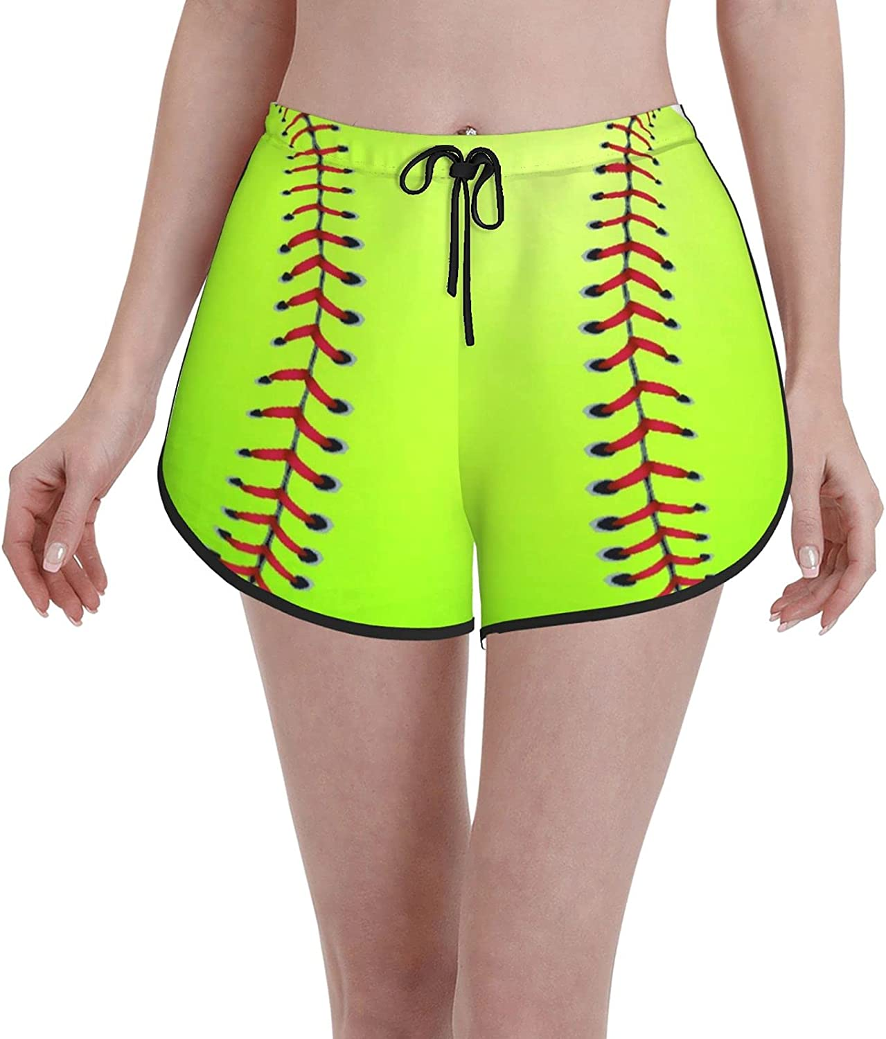 Comfortable Casual Board Shorts for Yellow Cheap mail order shopping Women Cheap super special price Equipment Girls