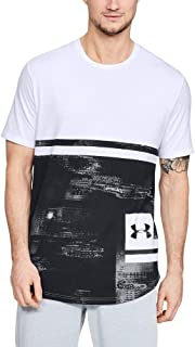 Under Armour Men's Sportstyle Print Short Sleeve