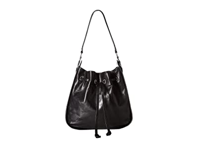 Frye Ilana Hobo (Black) Hobo Handbags