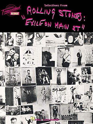 Rolling Stones - Exile on Main Street (GUITARE)