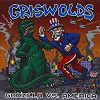Godzilla vs. America by Griswolds
