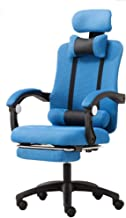 Video Game Chairs Reclining Office Desk Chair Adjustable High Back Ergonomic Computer Mesh Recliner Home Office Chairs wit...