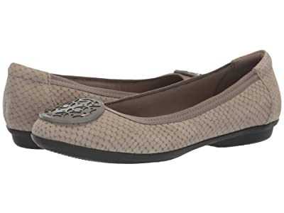 Clarks Gracelin Lola (Sage Interest Nubuck) Women