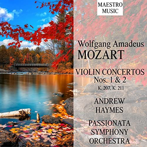 Passionata Symphony Orchestra & Andrew Haymes