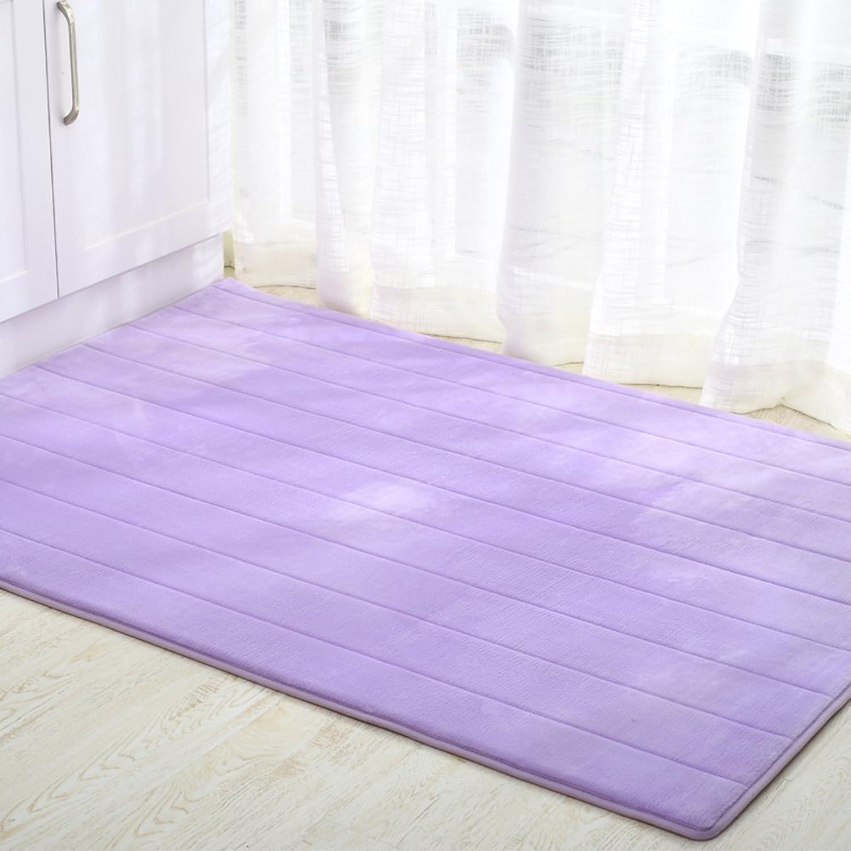 Coral velvet padded mat Doormat Door mats [hall] Door mat Entrance door mats-R 80x120cm(31x47inch)
