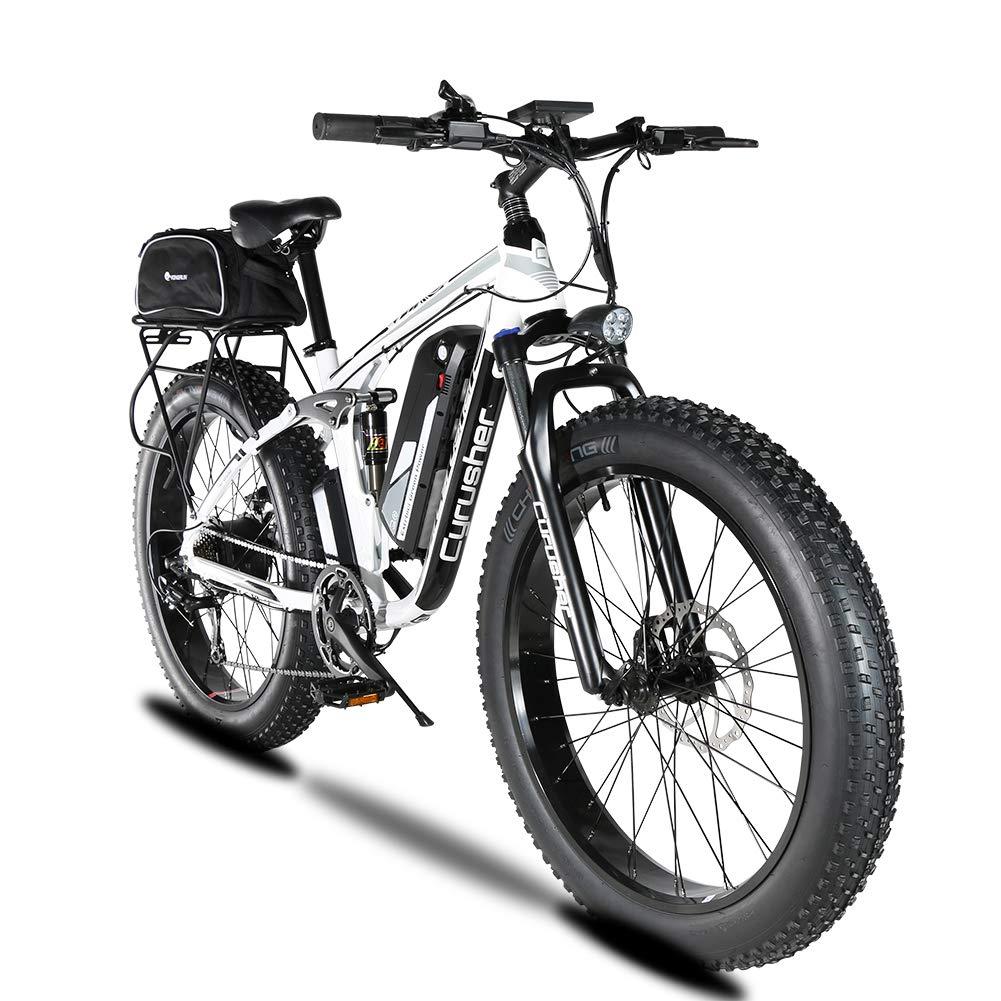 eléctrica Bicicleta para hombres Extrbici 750W 48V 26 pulgadas ...