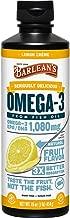 Best lemon fish oil barlean's Reviews