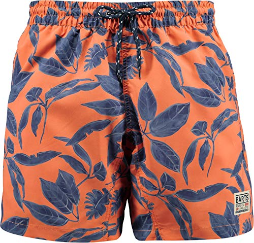 Barts Jungen EISBACH Shorts Badehose, Apricot, 140 cm