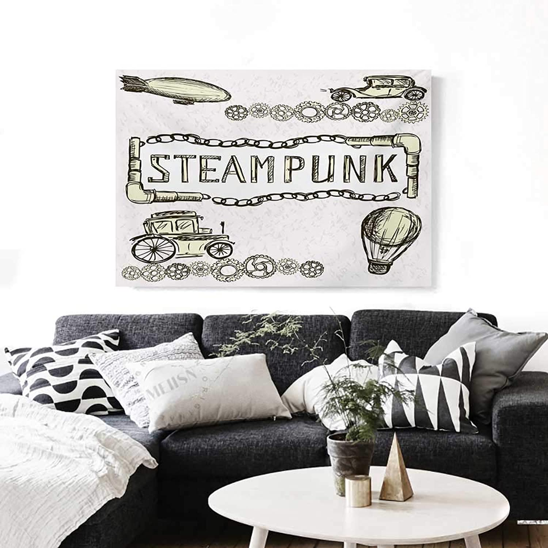 BlountDecor Sketchy Canvas Wall Art Art Art for Bedroom Home