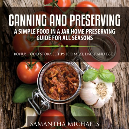 Canning and Preserving cover art