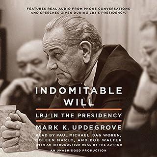 Indomitable Will audiobook cover art