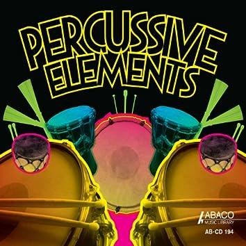 Percussive Elements