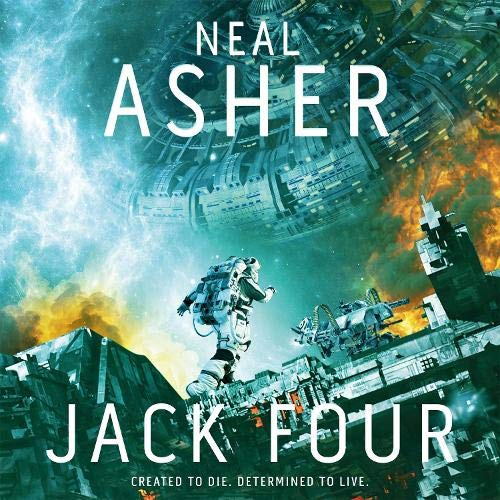 Jack Four cover art