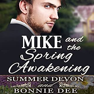 Mike and the Spring Awakening audiobook cover art