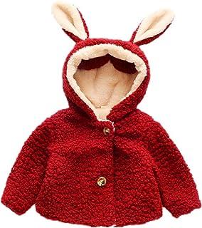 ブルゾン キッズ 女の子 ブルゾン ボア 子供服 兎の耳フード付きコートジャケットアウター 女の子 フード付き 可愛い コート 子供服 厚手 ジャケットもこもこ 暖かい アウターウェア 防寒 女の子 カジュアル プレゼント ショート丈