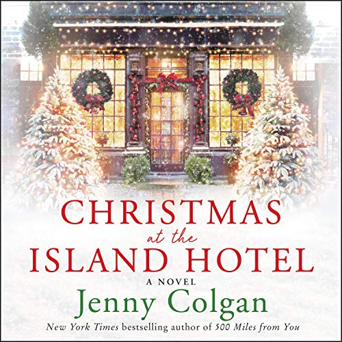 Christmas at the Island Hotel cover art