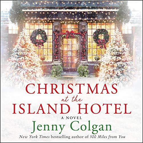 Page de couverture de Christmas at the Island Hotel