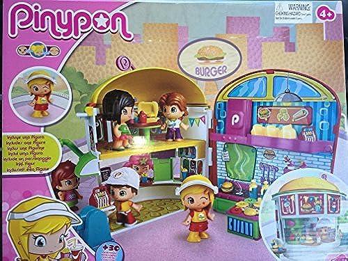 protección post-venta Pinypon Restaurant Burger by Pinypon Pinypon Pinypon  Todos los productos obtienen hasta un 34% de descuento.