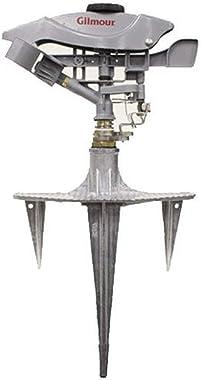 Gilmour 809993-1001 PRO Professional Adjustable Circular Sprinkler, 106', Silver