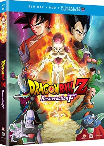 Dragon Ball Z: Resurrection 'F' [Blu-ray]