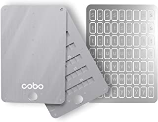 Cobo Tablet Plus - Crypto Seed Storage, Supports up to 24 Words, Compatible with All BIP39 Wallets,Ledger Nano S, Trezor a...