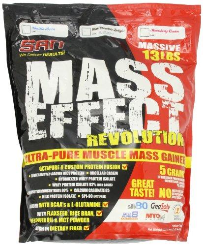 San Mass Effect Revolution (13lbs) 1 Unidad 5990 g