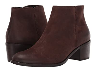 Paul Green Bernie Boot (Choco Hydro Nubuck) Women