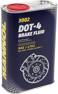 MANNOL Bremsflüssigkeit DOT 4 Brake Fluid 1L 8941