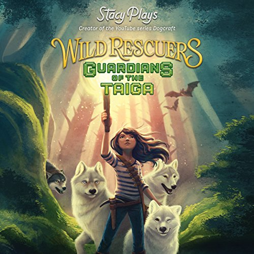 Wild Rescuers: Guardians of the Taiga audiobook cover art