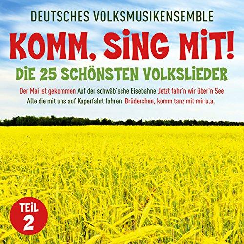 Komm,Sing mit!-die 25 Schönsten Volkslieder 2