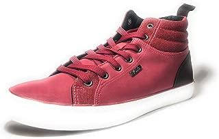 Fila Men's Conquer TBT Rd/Wht Sneakers-9 UK (43 EU) (10 US) (11006225)