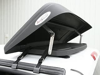 ICON 01216 AeroShield Wind Deflector WD500-Black, 48