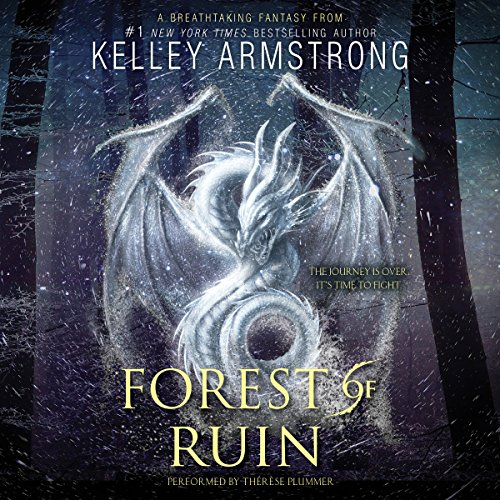 Forest of Ruin audiobook cover art