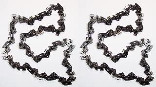 Ryobi Homelite UT-43160/30254EG RY43160 Pole Saw (2 Pack) Replacement Chain # 901289001-2pk