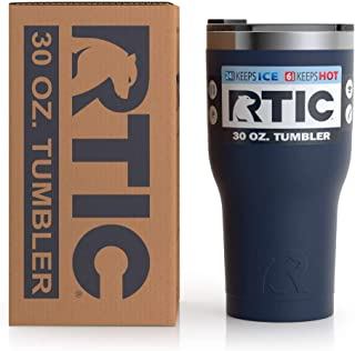 RTIC 1337 Tumbler, 30oz (New), Navy