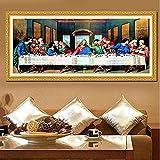 LucaSng Diamond Painting Arte Pared para decoración del hogar 5D DIY Pintura al óleo de la última Ce...