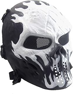 Best auzorann skull mask Reviews